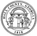 Image of logo for Hall County, Georgia